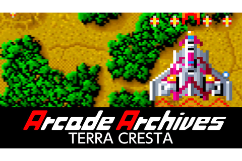 Arcade Archives TERRA CRESTA - YouTube