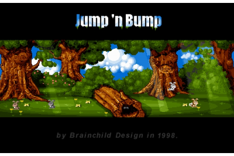 Download Jump 'n Bump | DOS Games Archive
