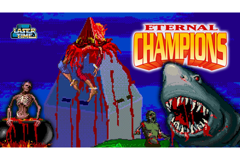 Eternal Champions Sega CD - All Overkills and Sudden ...