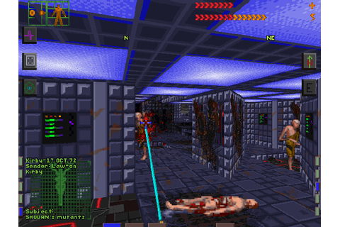 The Good the Bad and the Insulting: System Shock: Enhanced ...