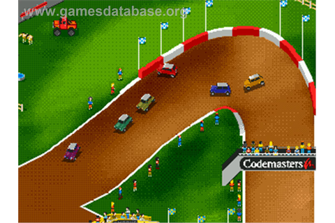 Super Skidmarks - Sega Nomad - Games Database