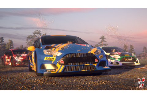 Buy V-Rally 4 PC Game | Steam Download