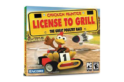 Chicken Hunter: License To Grill PC Game - Newegg.com