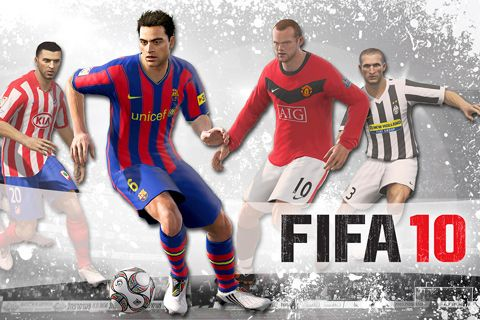 FIFA 10 PC Game Free Download Full Version From ThePCGames