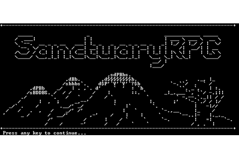 SanctuaryRPG Review - Hey Poor Player
