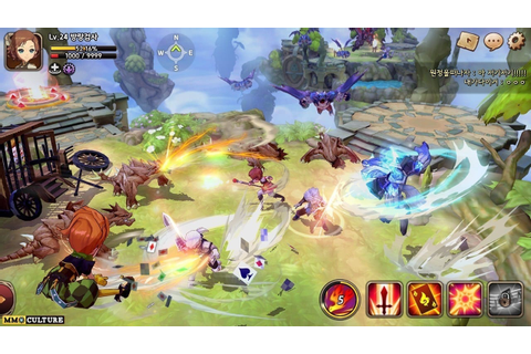 Summoners War – Com2uS reveals mobile MMORPG based on ...