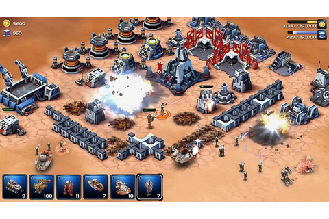 Star Wars: Commander is one of the Best Games to try on ...