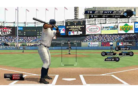 MLB 08: The Show (USA) PSP ISO - NiceROM.com - Featured ...