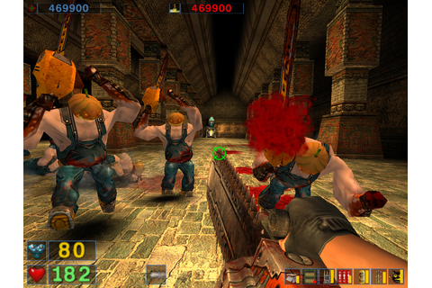 Serious Sam The Second Encounter Game - Games Free FUll ...