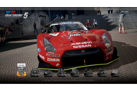 Sony Releases Official Gran Turismo 5 Screen Shots, Game ...
