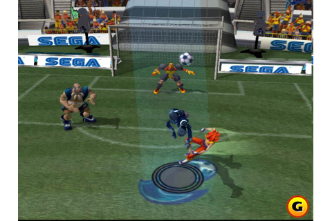 slam soccer, video games: Image Gallary
