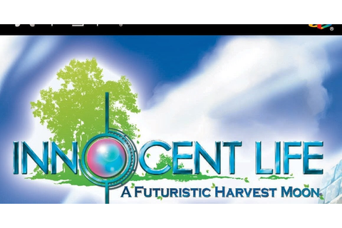 All Free Download: Innocent Life - A Futuristic Harvest Moon