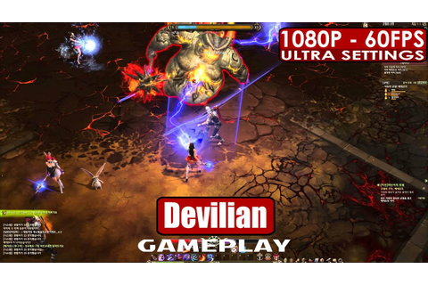 Devilian gameplay PC HD [1080p/60fps] - 2nd Closed Beta ...