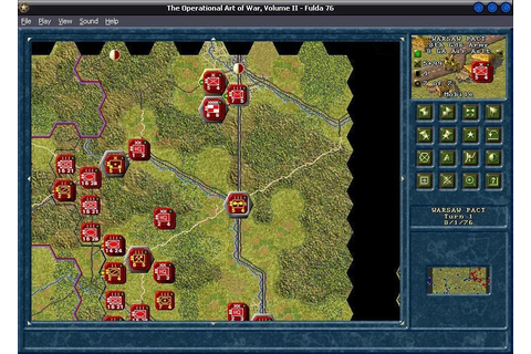 Operational Art of War 2 - PC Review and Full Download ...