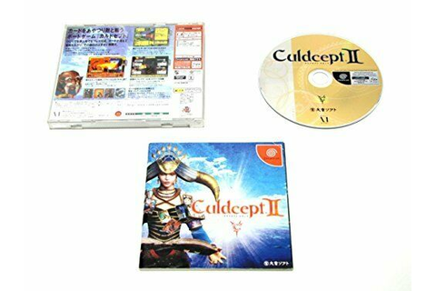 Culdcept Second Japan Import | eBay