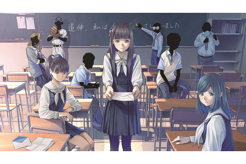Kadokawa Games announces Root Letter for PS4, PS Vita ...