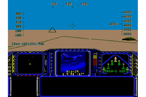 F-117 Night Storm (USA, Europe) ROM