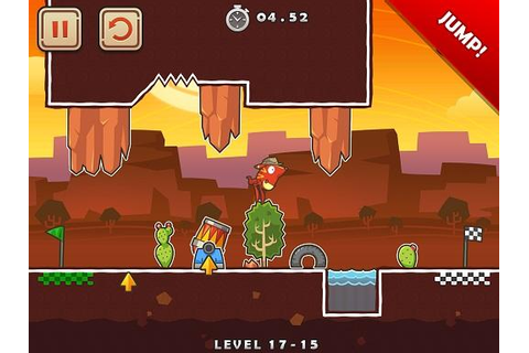 iOS Game Run Roo Run: Review and Gamepley