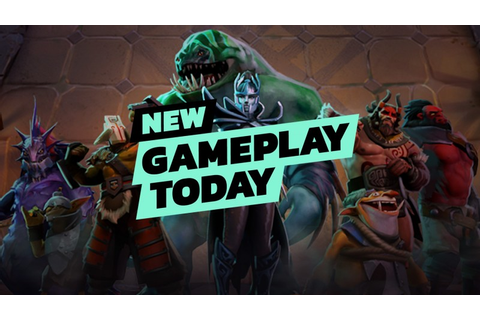 New Gameplay Today – Dota Underlords - Game Informer