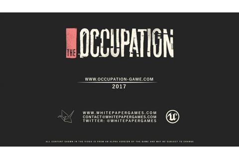 Video de The Occupation - Tráiler de Anuncio (PC) - 3DJuegos