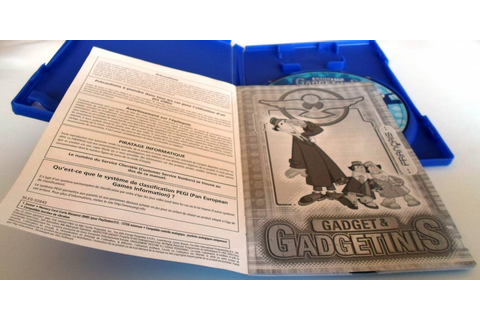 GADGETS & GADGETINIS for Playstation 2 PS2 - Passion For Games