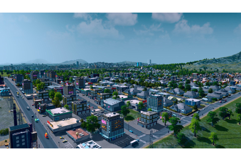Köp Cities: Skylines Deluxe Edition PC Spel | Steam Download
