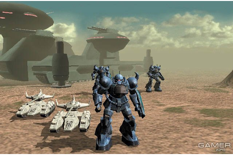 Mobile Suit Gundam: Zeonic Front (2001 video game)