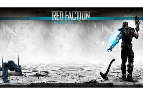 Red Faction: Armageddon HD Wallpaper | Background Image ...