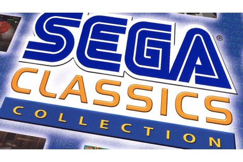 Classic Game Room - SEGA CLASSICS COLLECTION review for PS2 - YouTube