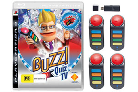 Support for Buzz Quiz TV Bundle : Game Titles ...