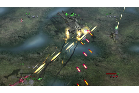 Under Defeat HD review – The long-lost Xbox 360 shmup is ...