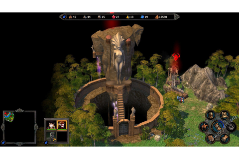 Heroes of Might and Magic V: Tribes of the East - Tai game ...