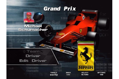 Formula One '97 - PC Review and Full Download | Old PC Gaming