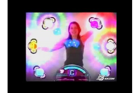 EyeToy: Groove PlayStation 2 Gameplay_2004_03_10 - YouTube