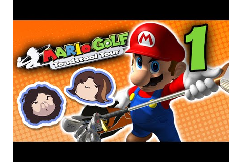 Mario Golf Toadstool Tour: Joy to the World - PART 1 ...