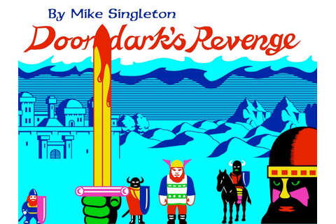 Adventure Game Doomdark's Revenge Now Available On The App ...