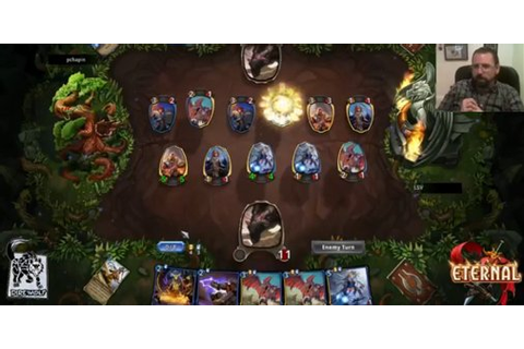 "Eternal Card Game on Twitter: ""Game designer battle! Watch ..."