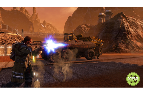 Red Faction Guerrilla Re-Mars-tered Officially Announced ...