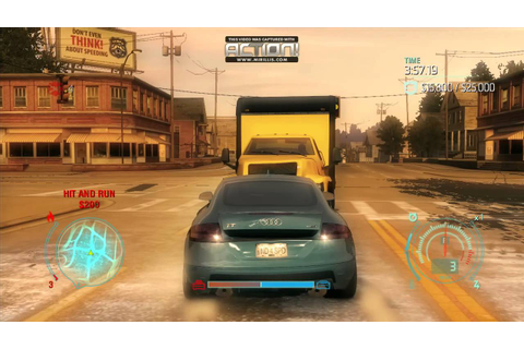 Need For Speed Undercover Gameplay PC - YouTube