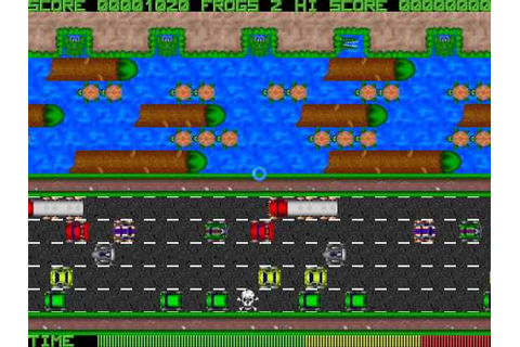 Frogger (Minion Software, 2004) (PC game remake) - YouTube