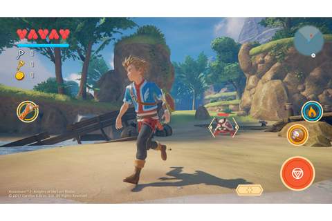 Oceanhorn 2 confirmed to use Unreal 4 engine, first ...