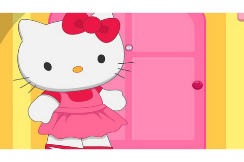 Hello Kitty Amazing House Makeover Game Episode-New Game ...