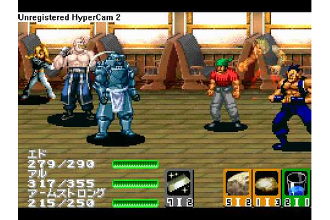 Fullmetal Alchemist (GBA) Taking Out The Trash - YouTube