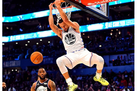 2019 NBA All-Star Game Charlotte: Steph Curry Considers ...