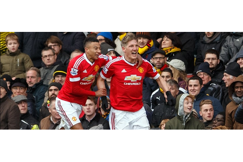 Manchester United 2-0 Watford Video Highlights