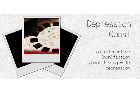 Depression Quest on Steam