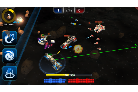 Release Screenshots image - Theta Conflict - Indie DB