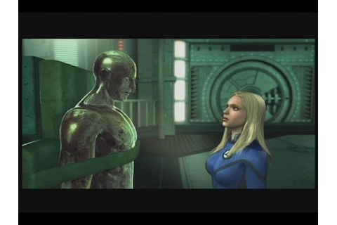 Fantastic 4: Rise of the silver surfer Part 10 Full game ...