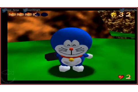 Doraemon: Nobita to Mittsu no Seireiseki [2] - Play ...