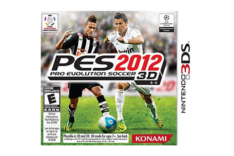 Pro Evolution Soccer 2012 Nintendo 3DS Game - Newegg.com